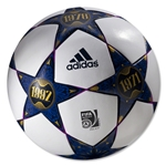 adidas UEFA Champions League Finale Wembley Official Match Ball (White/Dark Navy)