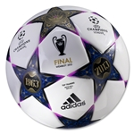 adidas UEFA Champions League Finale Top Training Ball (White/Dark Navy)