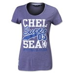Chelsea Women's Super Crew T-Shirt (Gray)