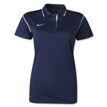 Nike Women's Gung-Ho Polo (Navy/White)