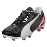 PUMA King SL FG (Black/White)