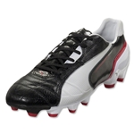 PUMA Spirit FG (Black/White)
