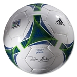 adidas MLS 2013 Replique Soccer Ball (White/Collegiate Royal)
