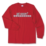 Got Soccer LS T-Shirt (Red)