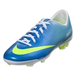 Nike Mercurial Veloce FG Junior (Neptune Blue)