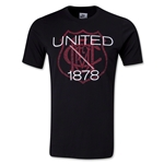 Manchester United Covert Vintage T-Shirt