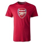Arsenal Core Basic Crest T-Shirt