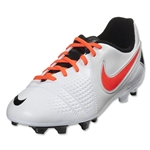 Nike Junior CTR360 Libretto III FG (White/Total Crimson)