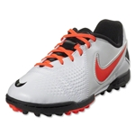 Nike Junior CTR360 Libretto III TF (White/Total Crimson)