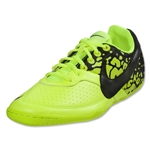 Nike5 Elastico II Indoor Shoe (Volt/Black/Liquid Lime)
