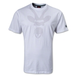 South Africa Springboks Graphic T-Shirt (White)