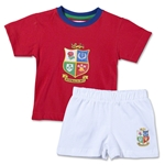 British and Irish Lions 2013 Infant 2pc Sleeper Set