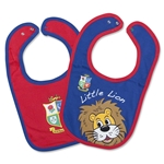 British and Irish Lions 2013 Infant 2pc Bib Set