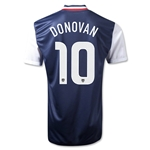 USA 12/13 Landon Donovan Away Soccer Jersey