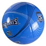 San Jose Earthquakes Mini Ball