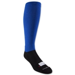 Canterbury CCC Performance DryMax Rugby Sock (Royal)