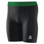 adidas TechFit Compression Dig Short (Blk/Green)