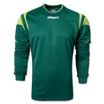 Uhlsport Leo Goalkeeper Shirt (Green)