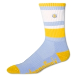 Adrenaline The Director Lacrosse Socks (Sk/Wh)