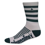 Adrenaline Super J-Train Lacrosse Socks (Wh/Dgr)