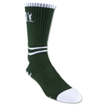 Adrenaline Data Lacrosse Socks (Dark Green)
