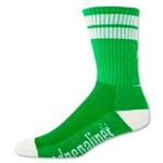 Adrenaline Data Lacrosse Socks (Green)