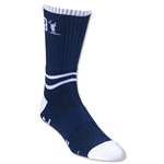 Adrenaline Data Lacrosse Socks (Navy)
