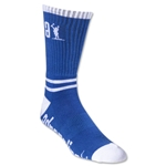 Adrenaline Data Lacrosse Socks (Royal)