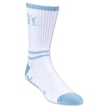 Adrenaline Data Lacrosse Socks (Wh/Sky)
