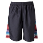 Adrenaline West River Lacrosse Shorts (Black)