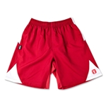 Adrenaline Team Vendetta Lacrosse Shorts (Red)