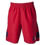 Adrenaline The Classic Stripe Short (Red/Navy)