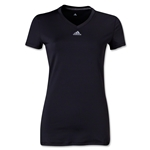 adidas Women's TechFit Training Top (Black)