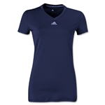adidas Women's TechFit Training Top (Navy)