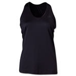 adidas Women's Perfect Rib Tank (Black)