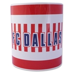 FC Dallas Scarf Mug Set of 2
