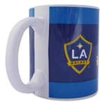 LA Galaxy Scarf Mug Set of 2