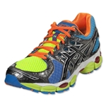 Asics GEL Nimbus 14 (Light Bright/Black/Blue)