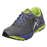 Asics Women's Gel-Lyte 33 2 Running Shoe (Titanium/White)