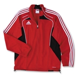 adidas Condivo Training Jacket (Red)