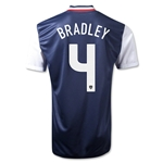 USA 12/13 Michael Bradley Away Soccer Jersey