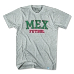 Mexico MEX Soccer T-Shirt (Gray)