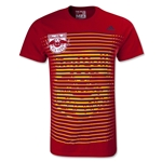 New York Red Bulls Stripes T-Shirt
