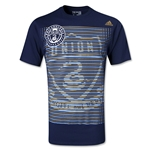 Philadelphia Union Stripes T-Shirt