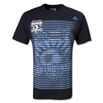 San Jose Earthquakes Stripes T-Shirt