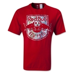 New York Red Bull Originals Shoe Pile T-Shirt