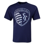 Sporting KC Originals Shoe Pile T-Shirt