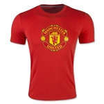 Manchester United Crest T-Shirt