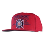 Chicago Fire Snapback Cap