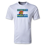 National Cup Finals 2013 T-Shirt (White)
